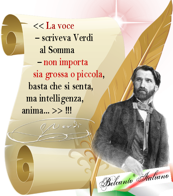 Frasi Sulla Musica Verdi.Belcanto Italiano Come Dev Essere La Voce Verdiana Risponde Lo Stesso Giuseppe Verdi