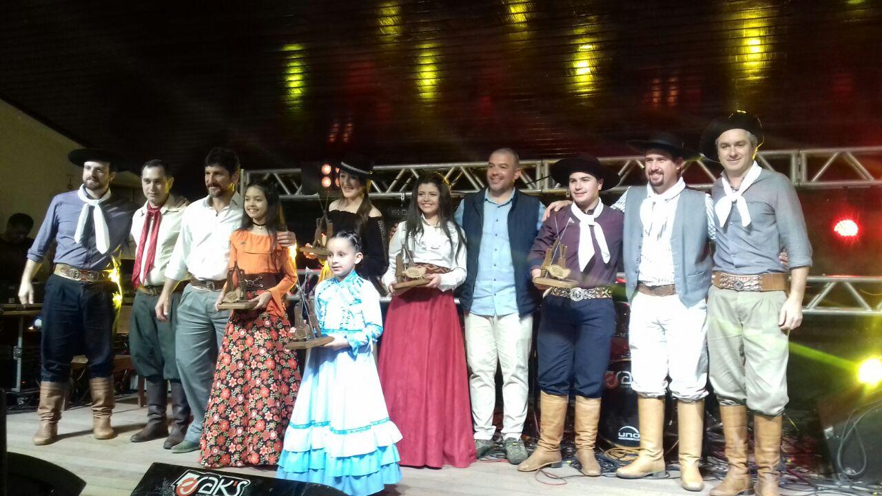 Conheça os vencedores do 3º Cantinho Farroupilha