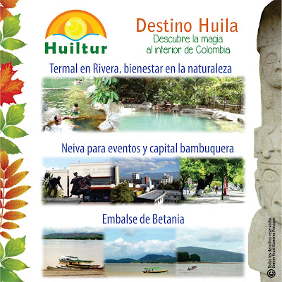 Agencia de viajes san agust n tatacoa rivera huila - Agencia de viajes diana garzon ...
