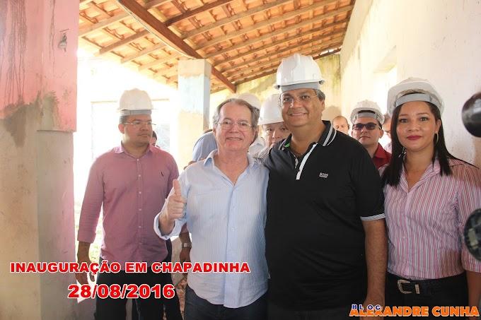 Deputado Levi Convida para Inaugurações e Divulga Agenda de Flávio Dino em Chapadinha