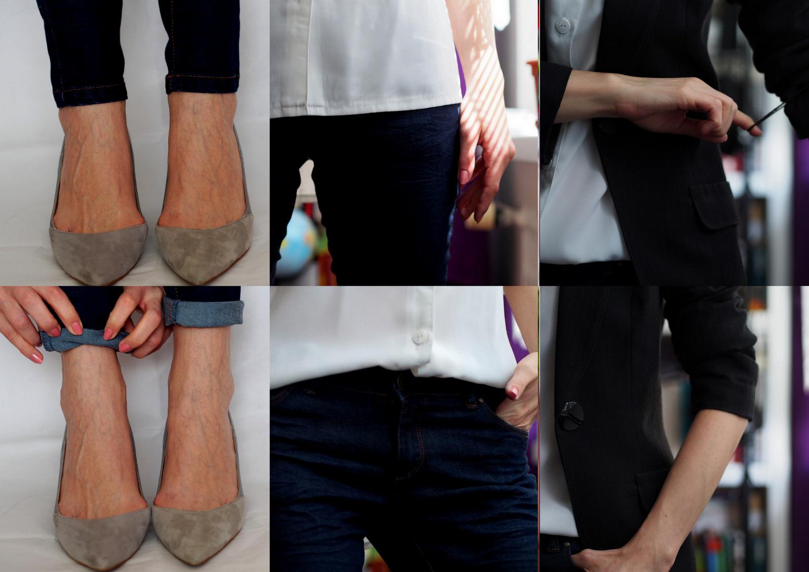 4 triky stylistov ako posunúť svoj outfit na vyšší level // styling tricks