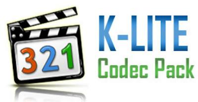تثبيت برنامج الكودك الضروري للفيديوهات وتشغيل الصوت K-Lite Codec Pack