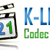 تحميل برنامج تشغيل الفيديو اخر اصدار K-Lite Mega Codec Pack