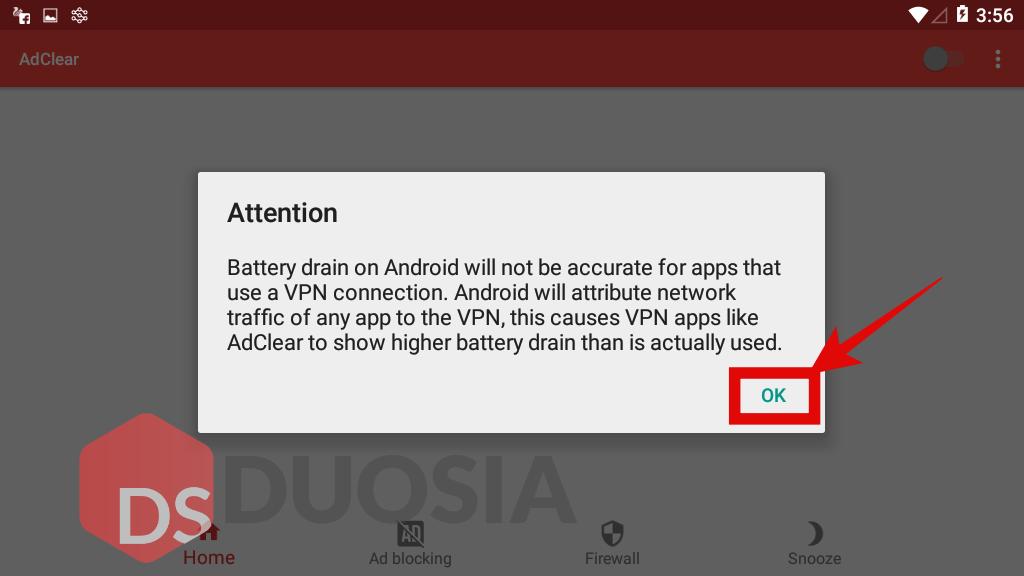 blokir semua iklan di android