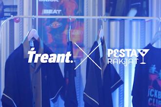 BRICK BEAT CLUB: Treant Store & Pesta Rakjat collaboration project