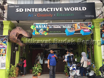 Penang 5D Interactive World