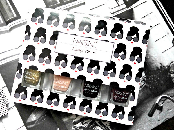 Nails Inc // Alice + Olivia Collection