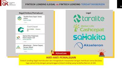 Sharing Session, Tips dan Trik Memahami dan Memanfaatkan Fintech Lending Dengan Bijak