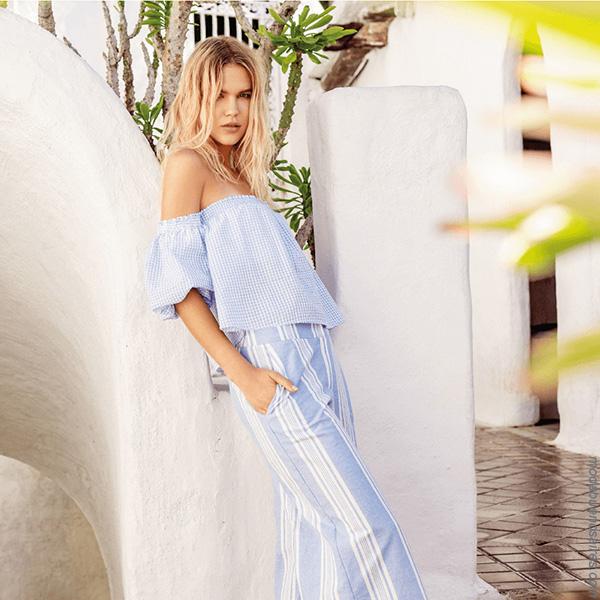 Moda primavera verano 2018 | Tendencias primavera verano 2018. Blusas de moda 2018.