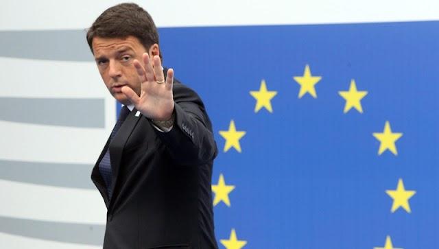 Μ. Ρέντσι: Η ΕΕ πρέπει να αρχίσει να ελέγχει τον γερμανικό προϋπολογισμό