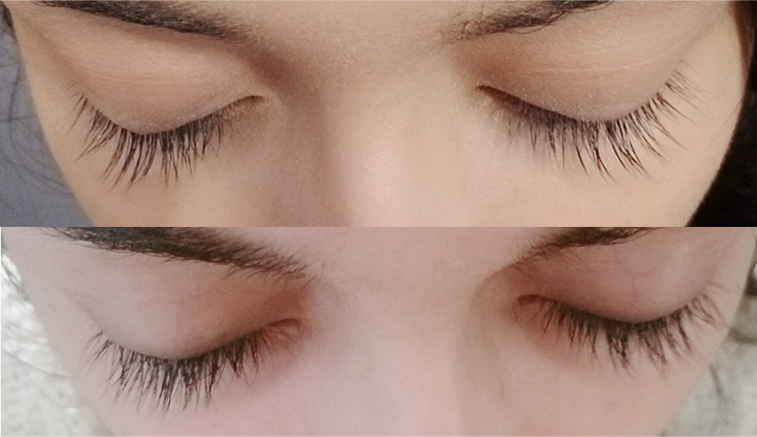 neulash eyelash serum before after review | how to get longer, fuller lashes