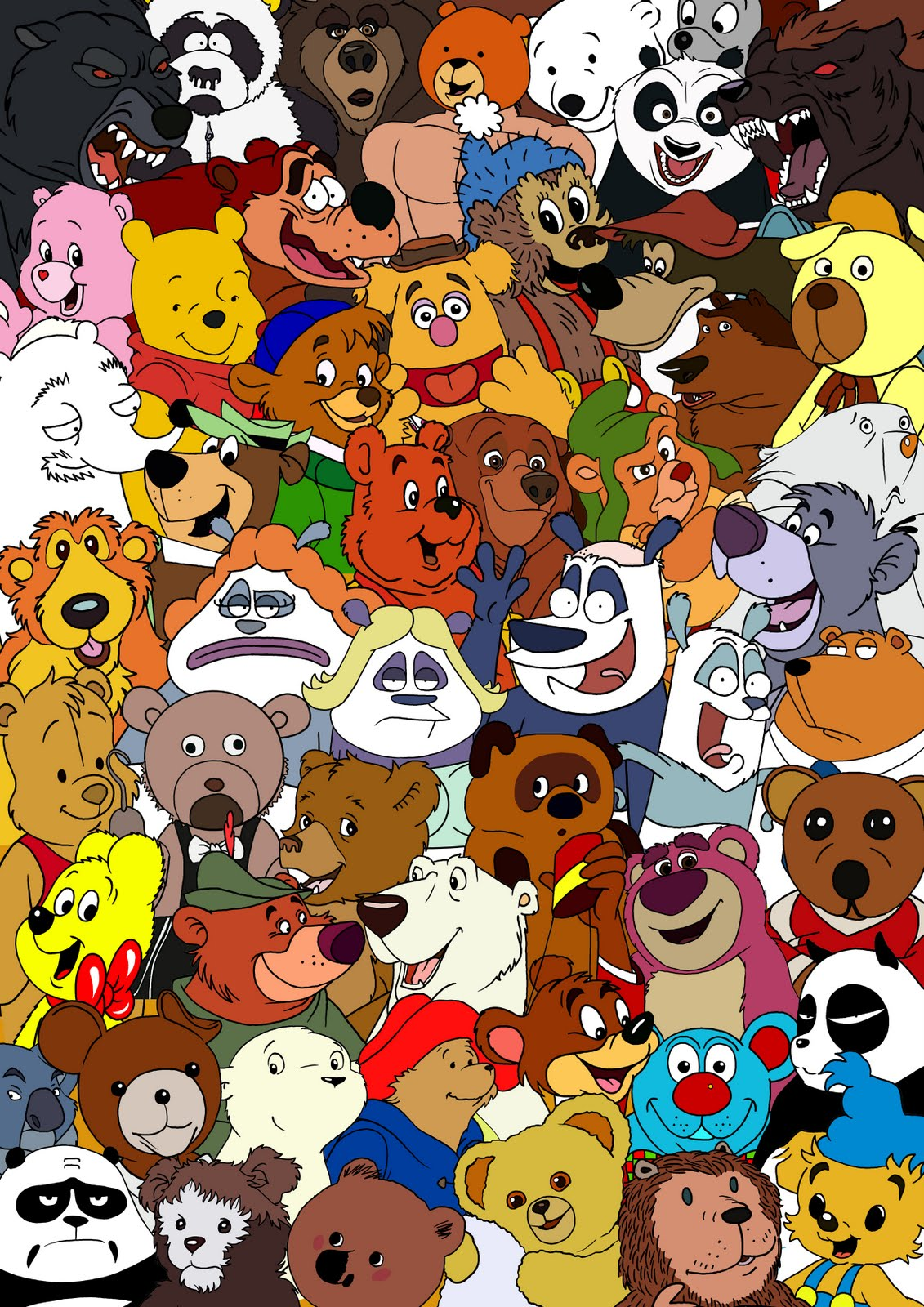 Family Guy Muppet Characters