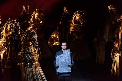 Verdi: Macbeth - Ildebrando D'Arcangelo - Royal Opera (Photo Bill Cooper)