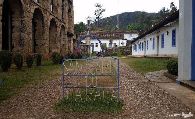 Santuário do Caraça, Serra do Caraça, Estrada Real, Caminho dos Diamantes, pousada, Museu