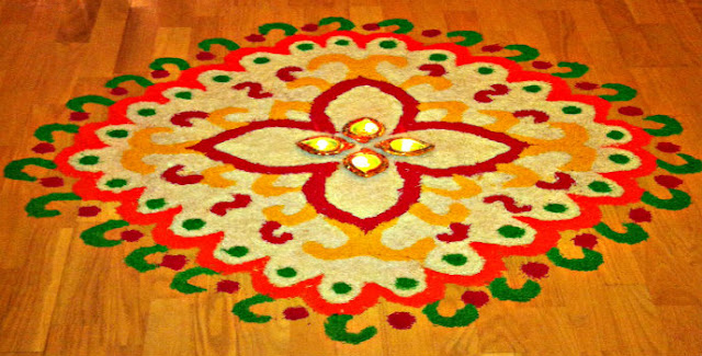 Diwali Rangoli Images Happy Diwali Rangoli Design Ideas Photos, Images, Pictures Patterns