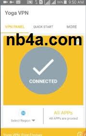 تحميل تطبيق yoga vpn للاندرويد - أخر إصدار لتشغيل الأنترنت مجانا