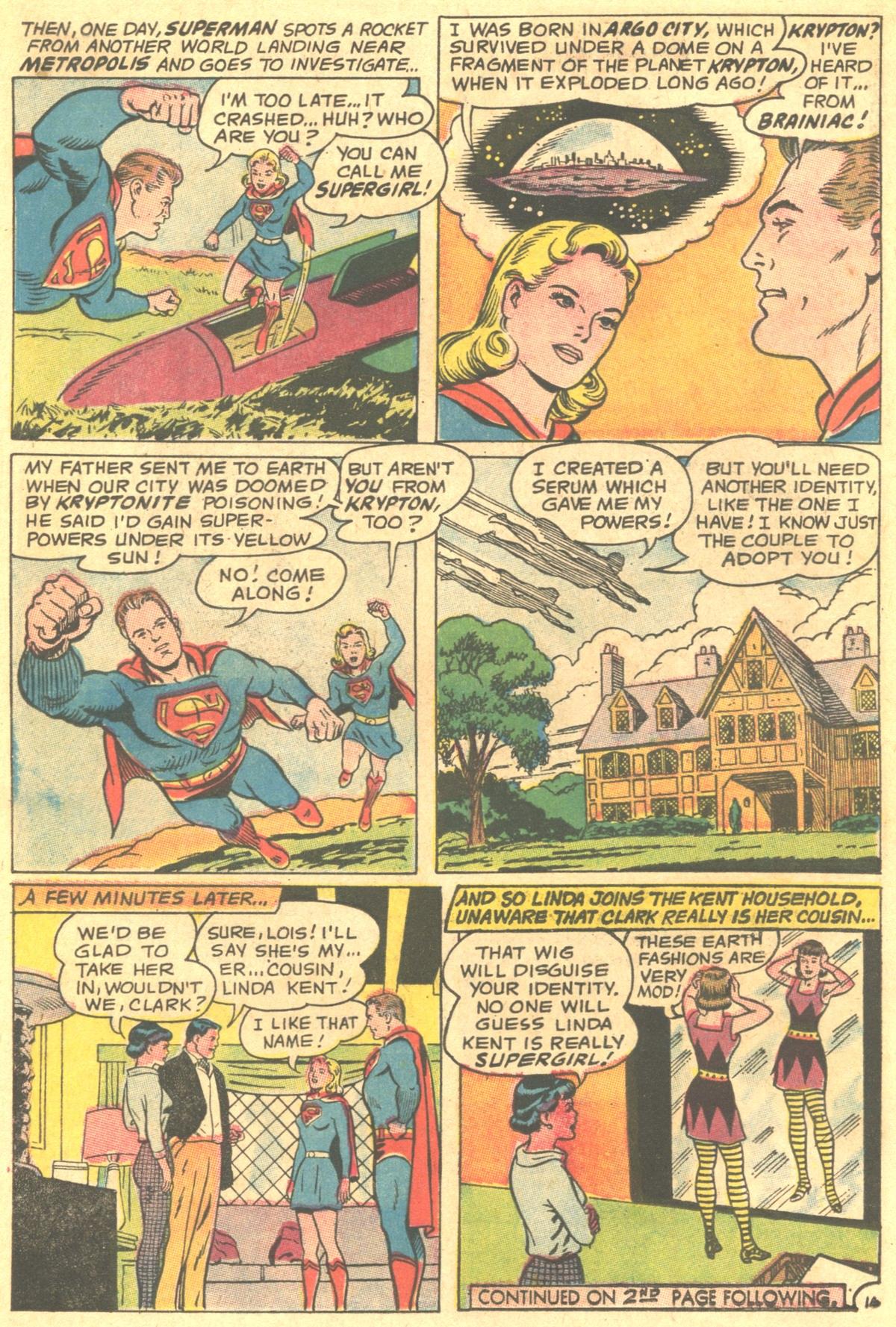 Read online World's Finest Comics comic -  Issue #167 - 22