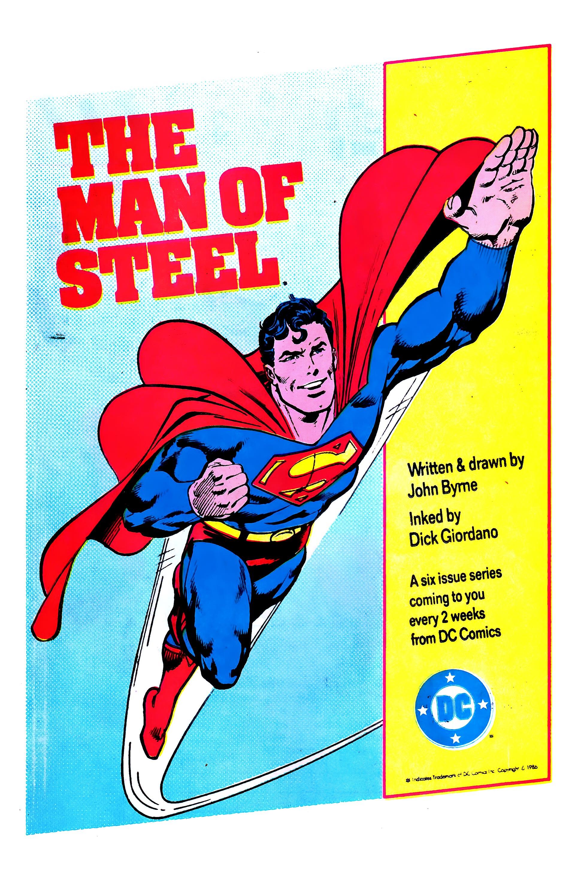 Read online Secret Origins (1986) comic -  Issue #7 - 14