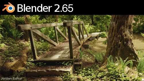 Blender 2 65a in Ubuntu 12 10/12 04/11 10/Linux Mint (New