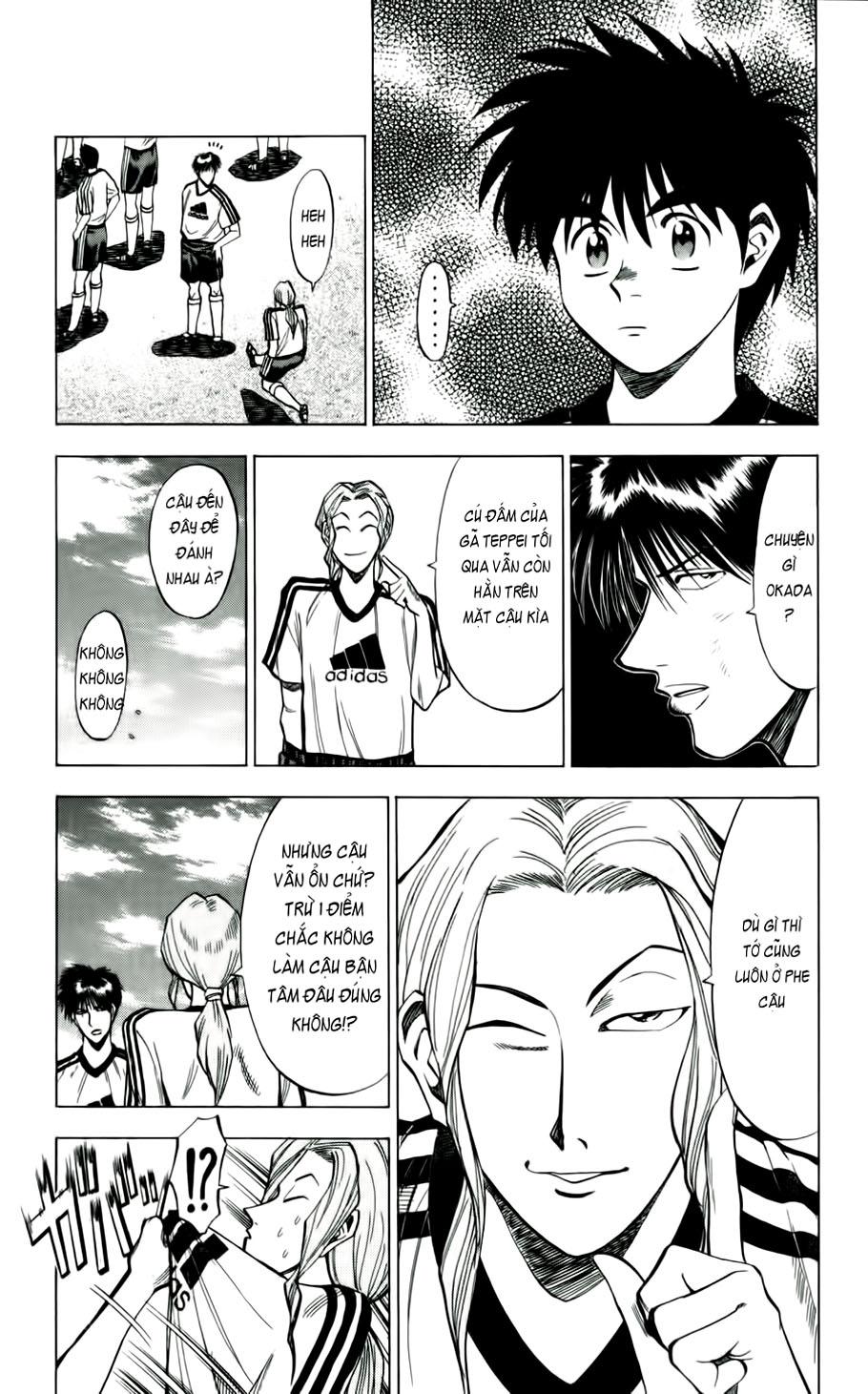 Fantasista chap 39 trang 7