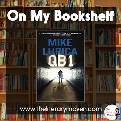 In QB 1 by Mike Lupica, Jake Cullen is following in the footsteps of his older brother and his father as a freshman quarterback on his high school football team. Constantly struggling to fill their shoes, Jake must prove that his talent makes him worthy of a starting position, not his last name. Read on for more of my review and ideas for classroom application.