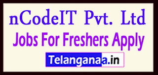 nCodeIT Pvt. Ltd Recruitment 2017 Jobs For Freshers Apply