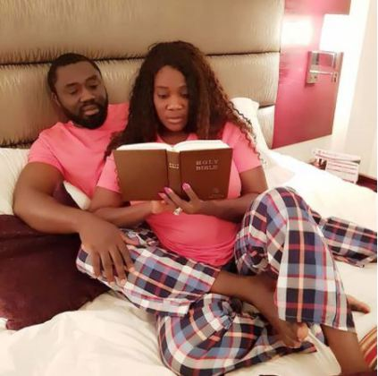 Why I Deleted My Husband's Photos from Instagram – Mercy Johnson Reveals