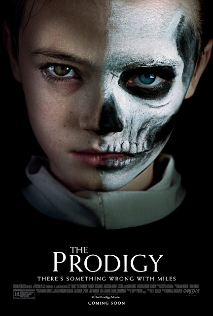 New Trailer and Poster Released For Supernatural Thriller, The Prodigy