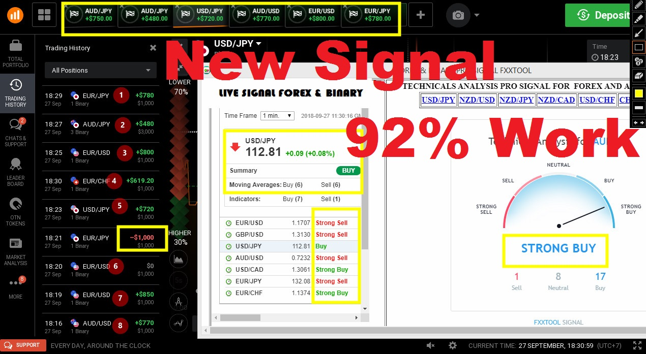 Free binary options signals software download