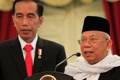 Pengamat: Kyai Ma'ruf Lebih Baik Jadi Ulama Bukan Cawapres Jokowi