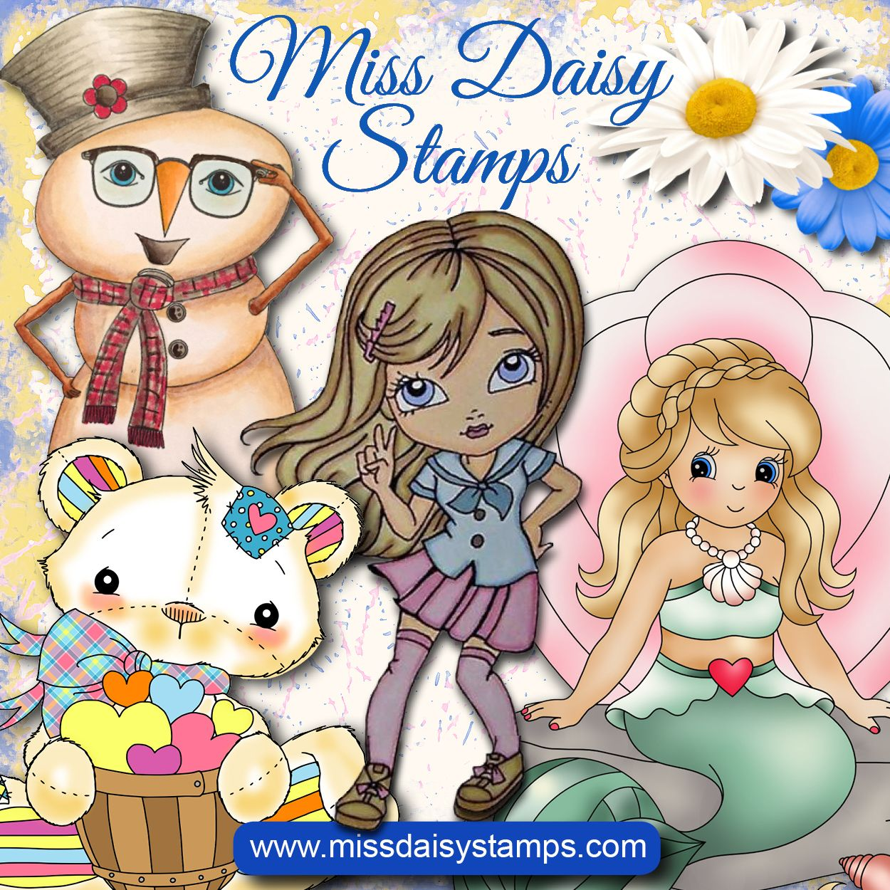 missdaisystamps