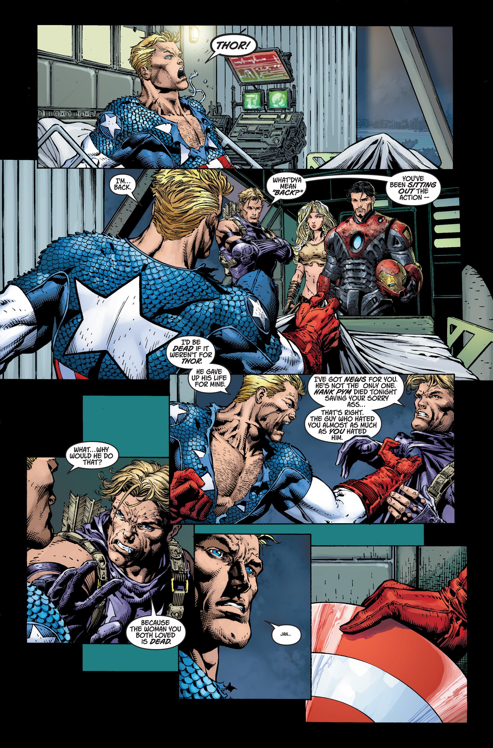 Read online Ultimatum comic -  Issue #3 - 20