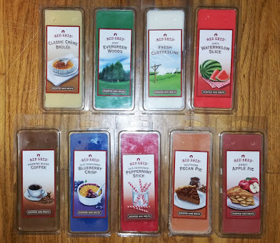 Red Shed Scented Wax Melts (Tractor Supply)