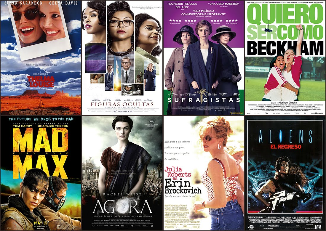 Punto de lu, películas feministas