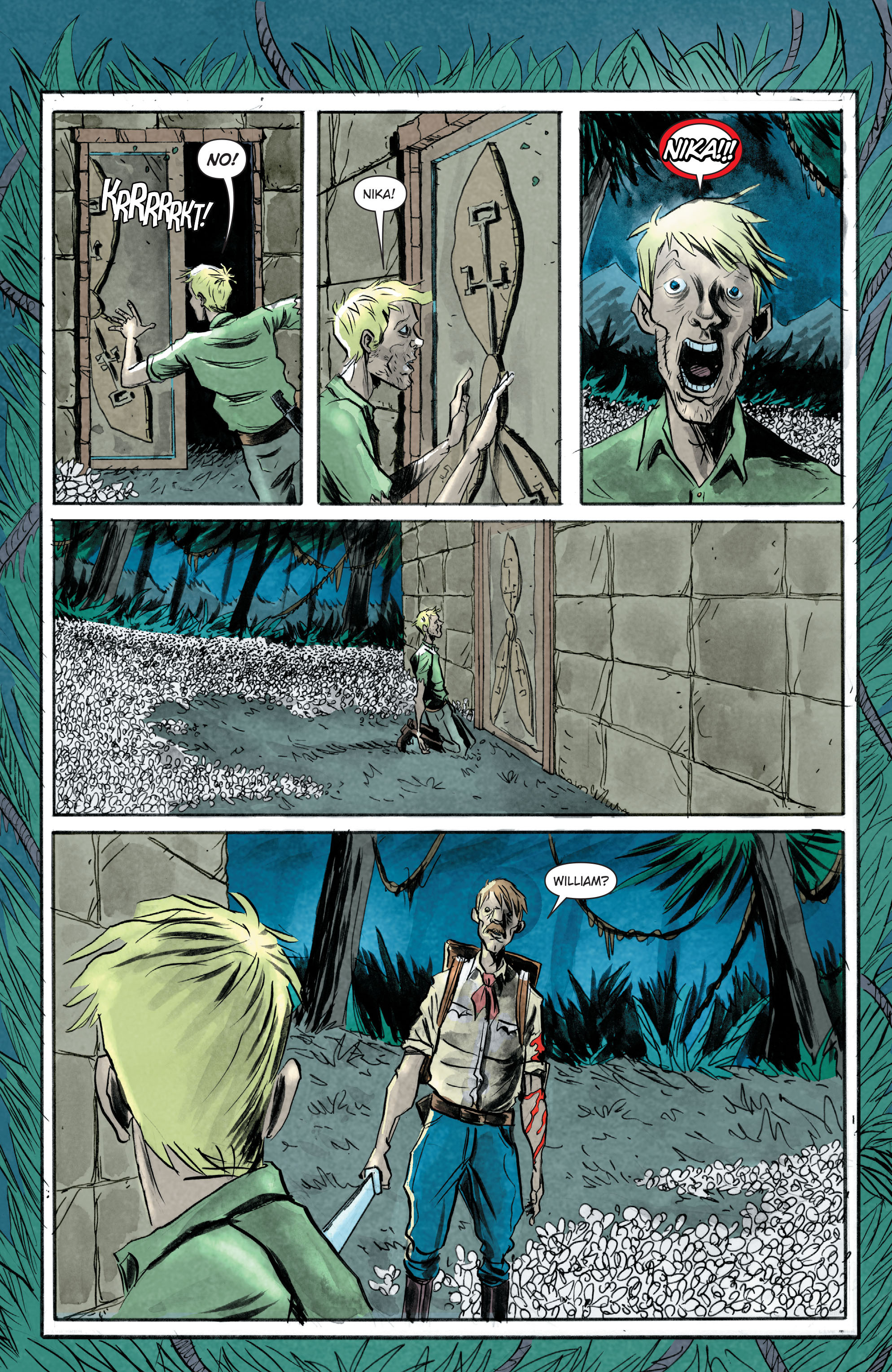 Read online Trillium comic -  Issue # TPB - 53
