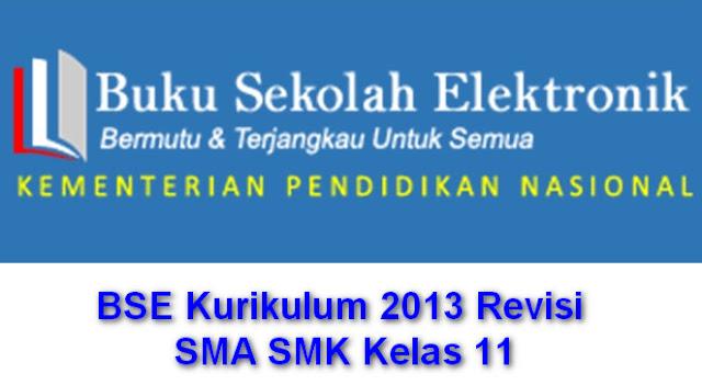 BSE Kurikulum 2013 Revisi SMA SMK Kelas 11