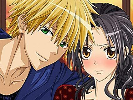 Kaichou wa Maid Sama - Anime Romance Comedy