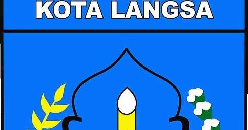 Logo Kabupaten Kota Logo Kota Langsa Nanggroe Aceh Darussalam