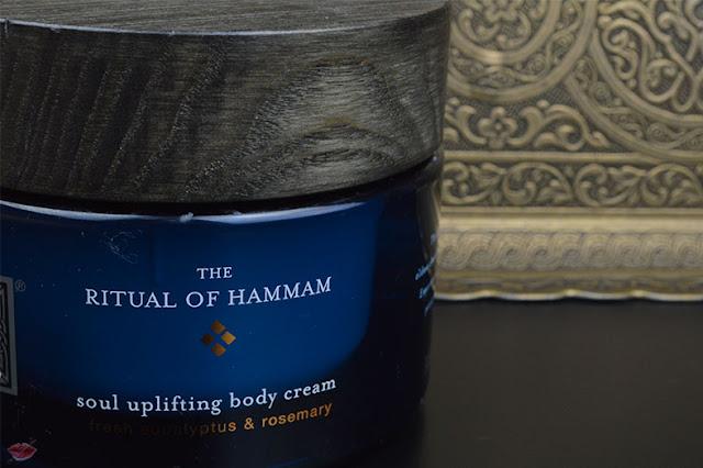 soul uplifting body cream, crema corpo, the ritual of hamman, rituals, hamman cordova, sephora italia