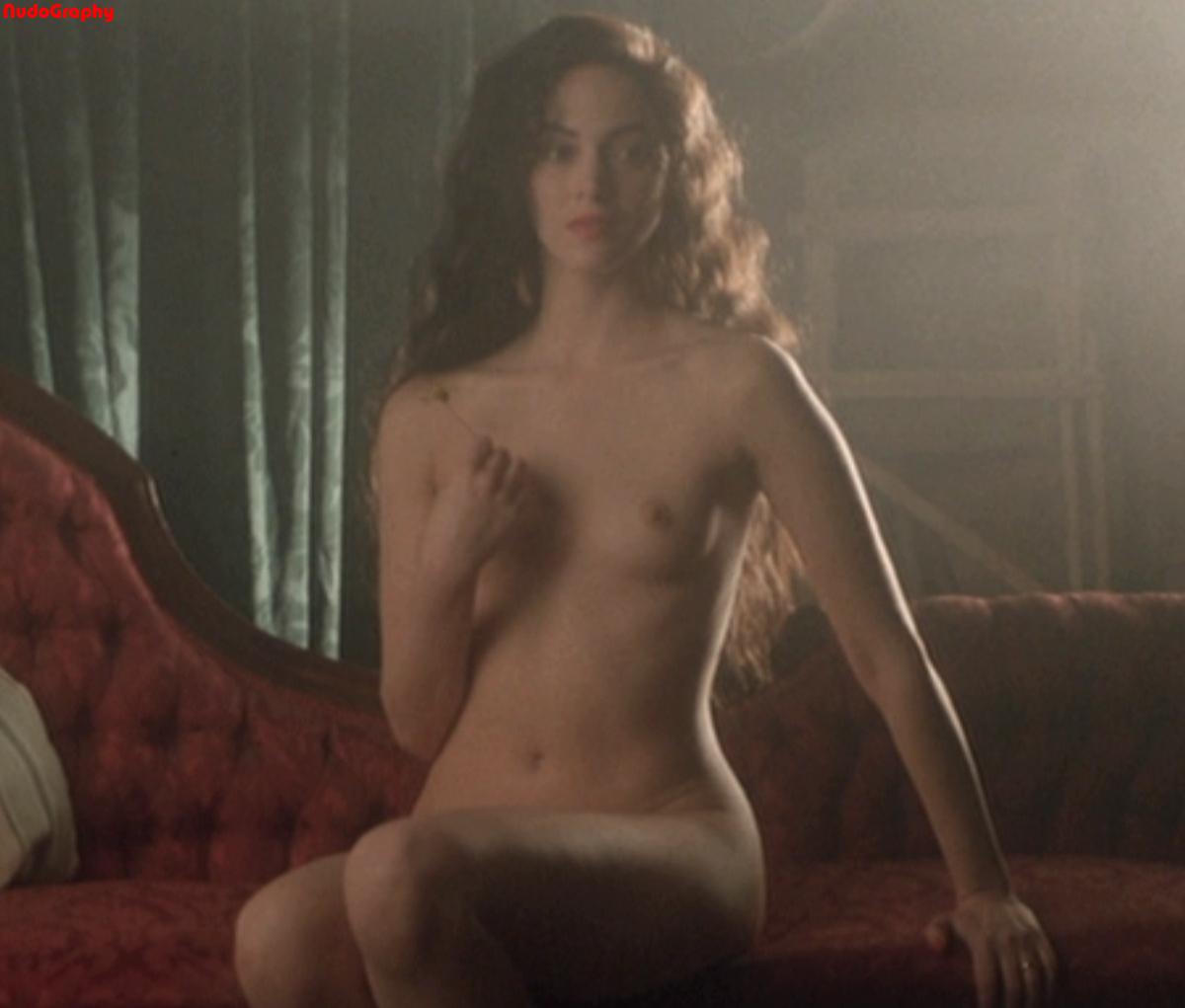 jessica chastain nude scene