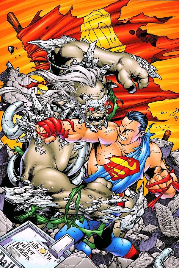 doomsday kills superman