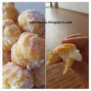 Cream Puff Gebu Resepi