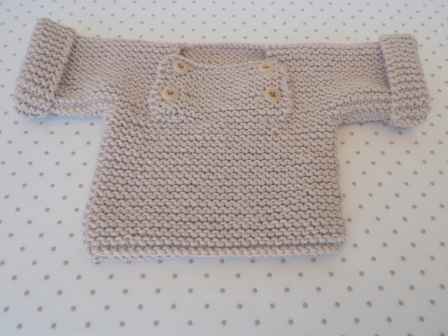 baby sweater knitting