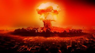Dahsyatnya ledakan bom nuklir