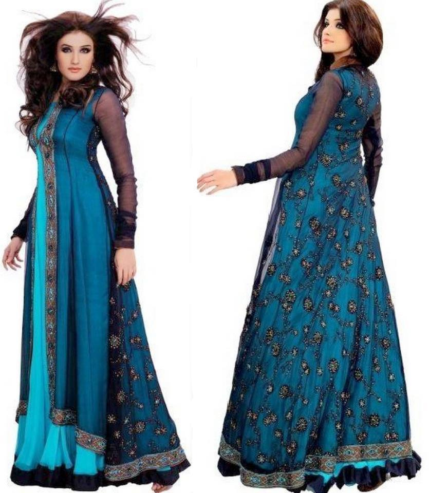 Latest Trends Front Open Double Shirt Dresses Collection ...