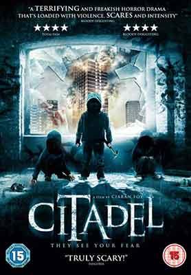 Citadel caratula DVD