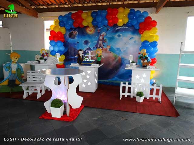 Decoração infantil provençal temas masculino - Festa de aniversário Pequeno Príncipe