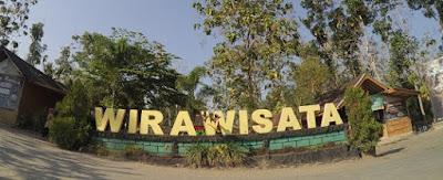 halaman depan Wirawisata