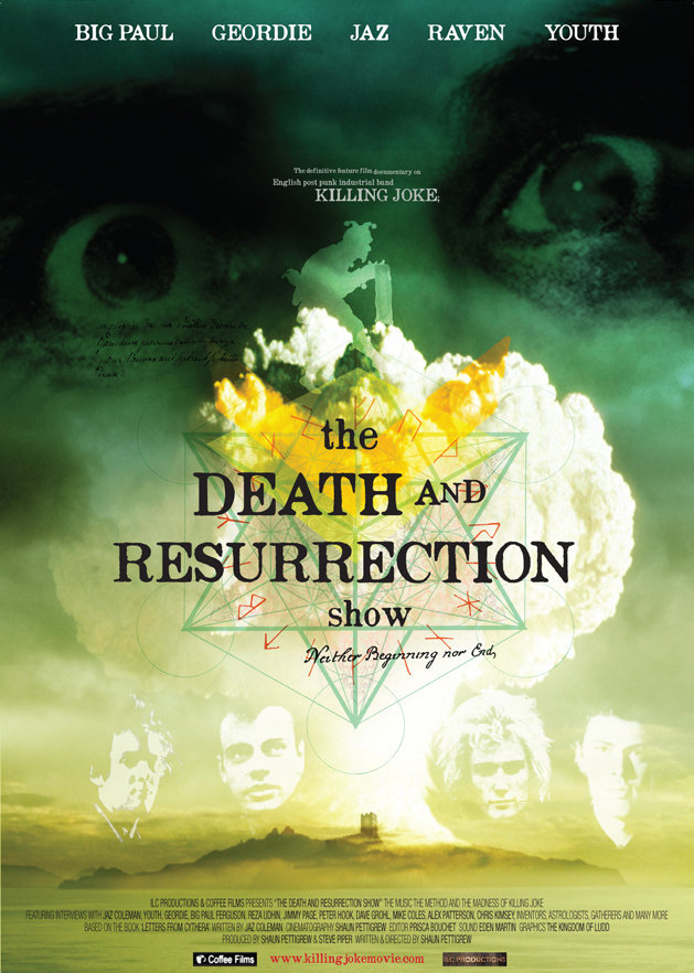 The Death and Resurrection Show 2013 - Full (HD)