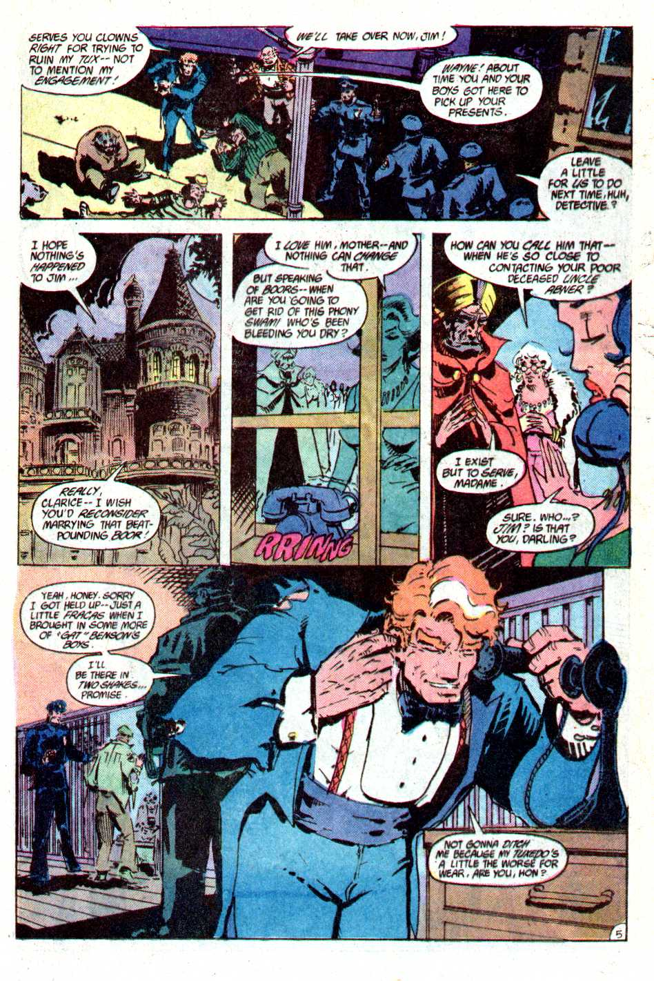 Read online Secret Origins (1986) comic -  Issue #15 - 27
